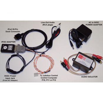 iPOD Upgradekit for Rowe Ami CD 100 Jukebox