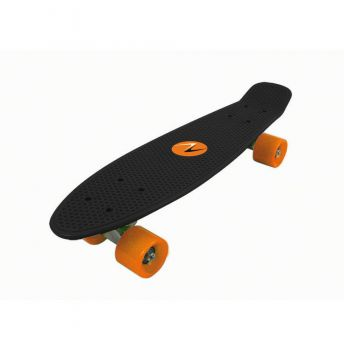 Cruiser Skateboard Freedom schwarz